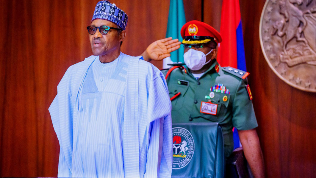 BUHARI----Only workers captured by IPPIS will receive salaries