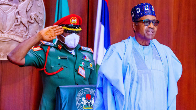 EndSARS protests: Buhari promises to improve governanceNigeria