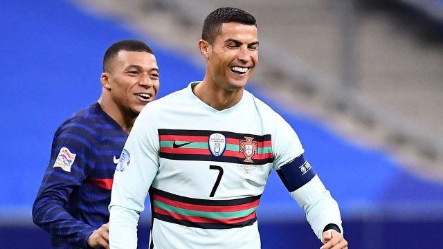 Ronaldo still positive for coronavirus - reports
