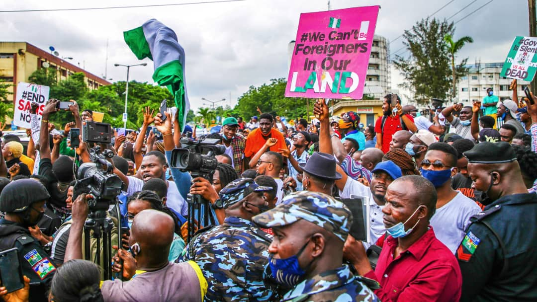 EndSARS protests gaining global attention   The Guardian Nigeria News -  Nigeria and World NewsNigeria — The Guardian Nigeria News – Nigeria and  World News