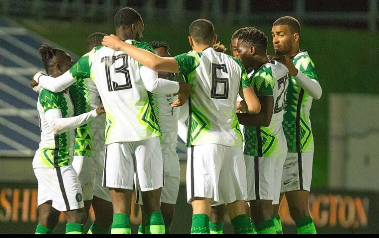 Eagles wait on NFF for venue as camp opens November 9
