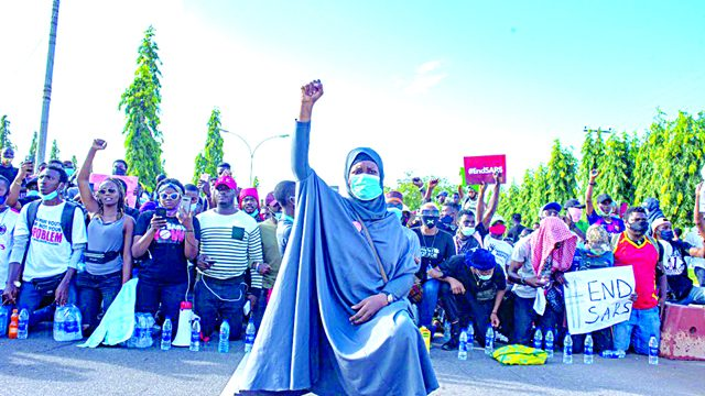 #EndSARS: Youths reshaping protest as tool for Socio-political changeSaturday Magazine