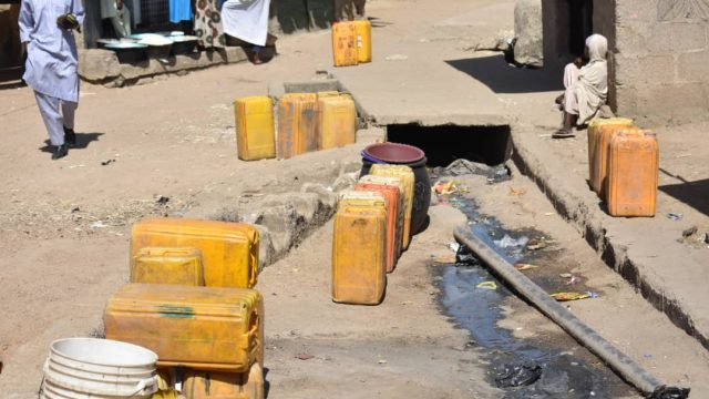 '77 per cent of Bauchi State residents using pit toilet'