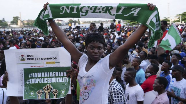 15 dead since start of Nigeria protests: AmnestyNigeria