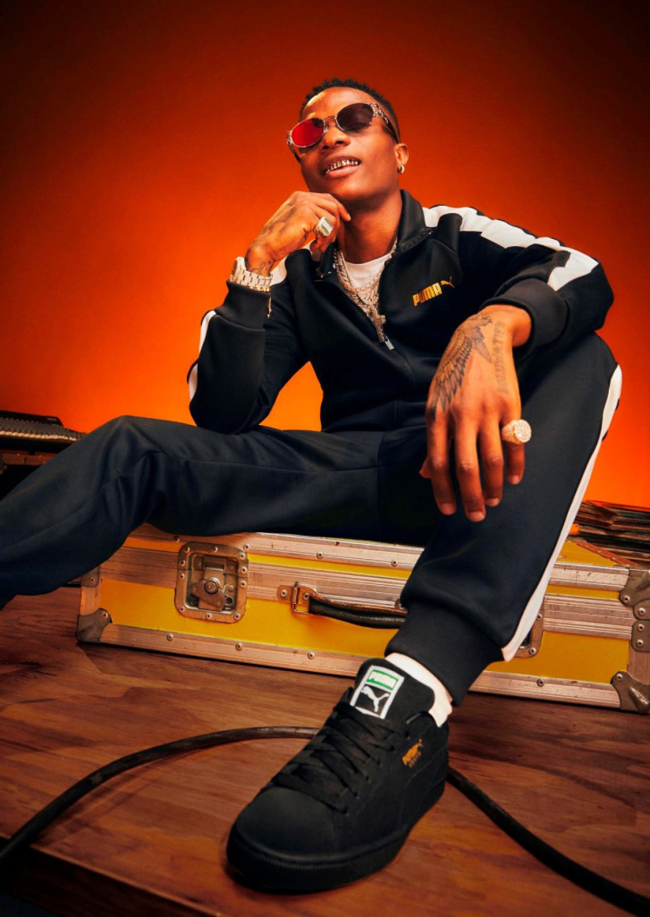 Wizkid Bags Brand Ambassador Deal With PUMAGuardian Life — The Guardian  Nigeria News – Nigeria and World News