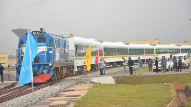 Construction of railway to Niger Republic economically driven, not politicalNigeria
