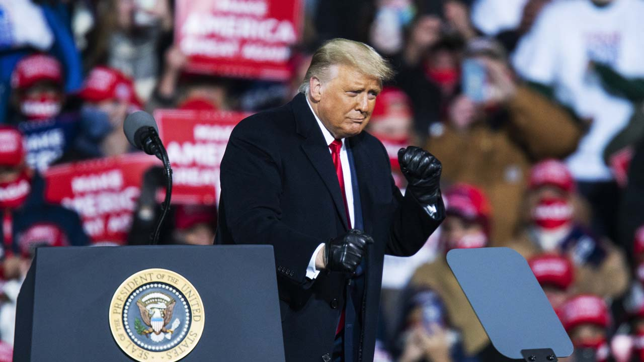 USA election 2020: I warned of disaster, America can't be disgraced