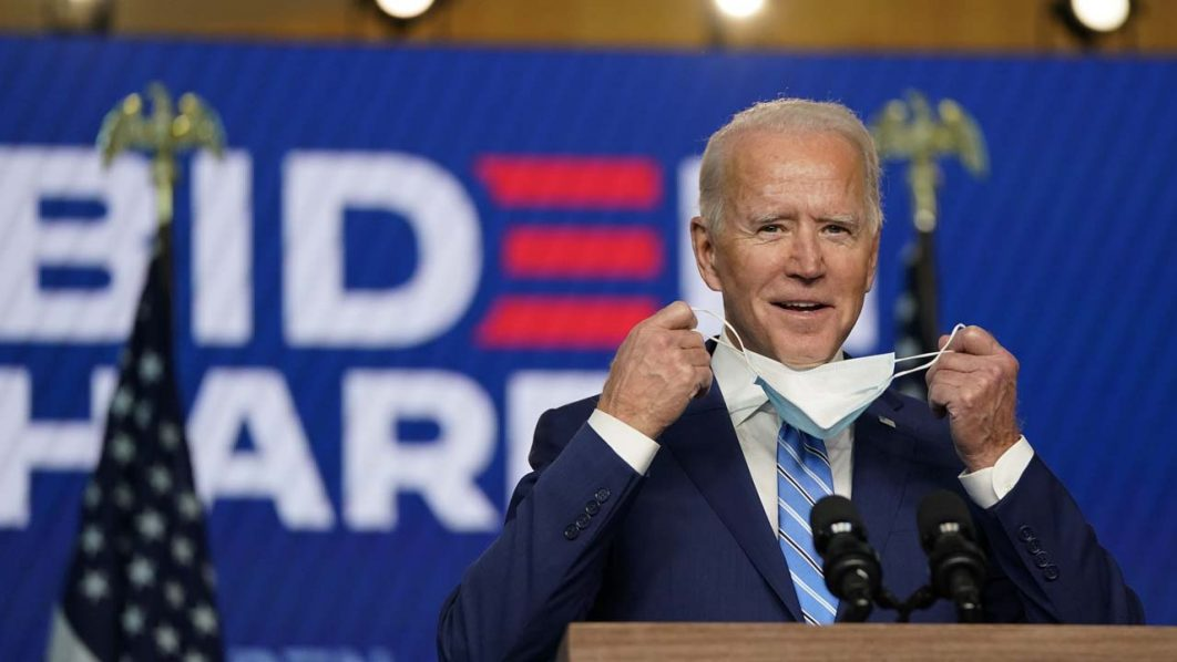 Wisconsin flips blue for Biden in 2020 election