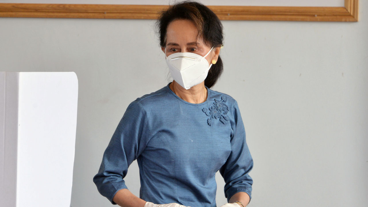 Myanmar's Suu Kyi has 'no comment' on call for war against junta — World —  – Nigeria and World News