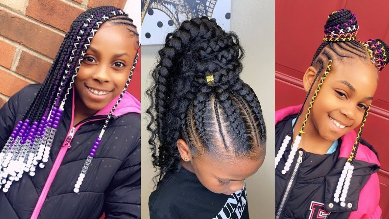 9 Hairstyle Guides For Your Baby Girl — Guardian Life — The ...