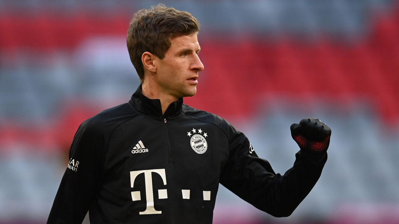 Mueller Focuses On Bayern Despite Calls For Germany