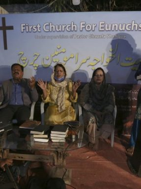 Transgender Church Pakistan | Image: AP Photo-Fareed Khan 1