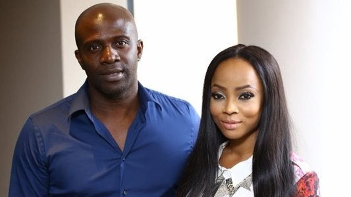 Toke Makinwa says she had sex for the 1st time at the age of 13