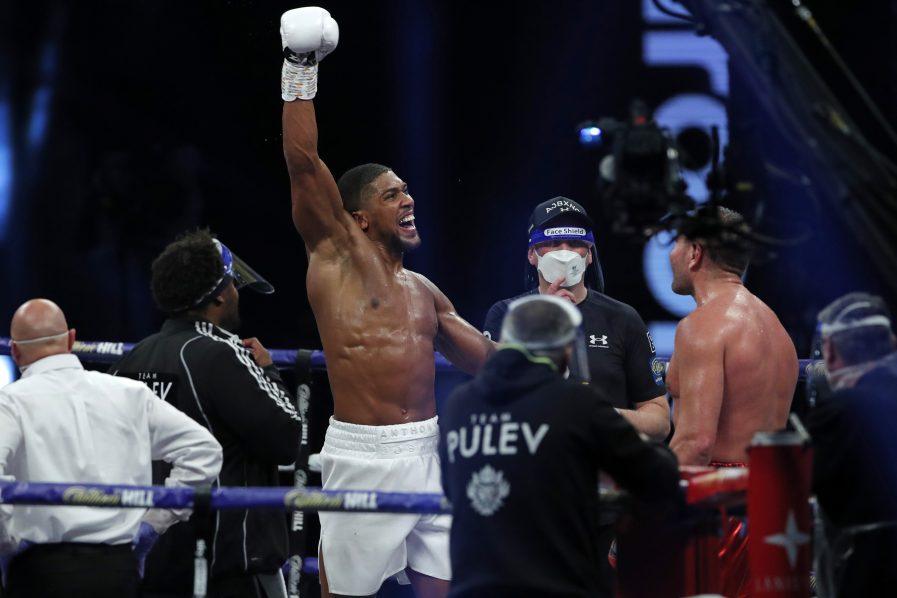 Tyson Fury: Joshua fight must happen next year