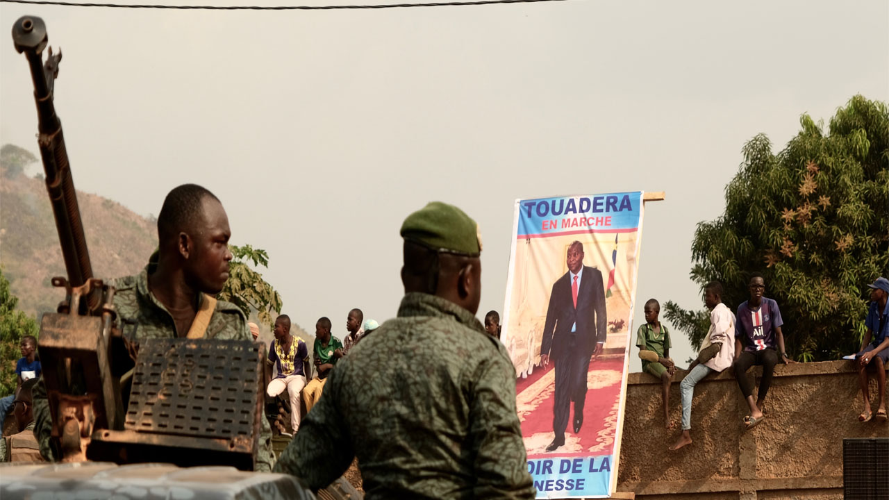 Rwanda Deploys Special Forces To Central African Republic