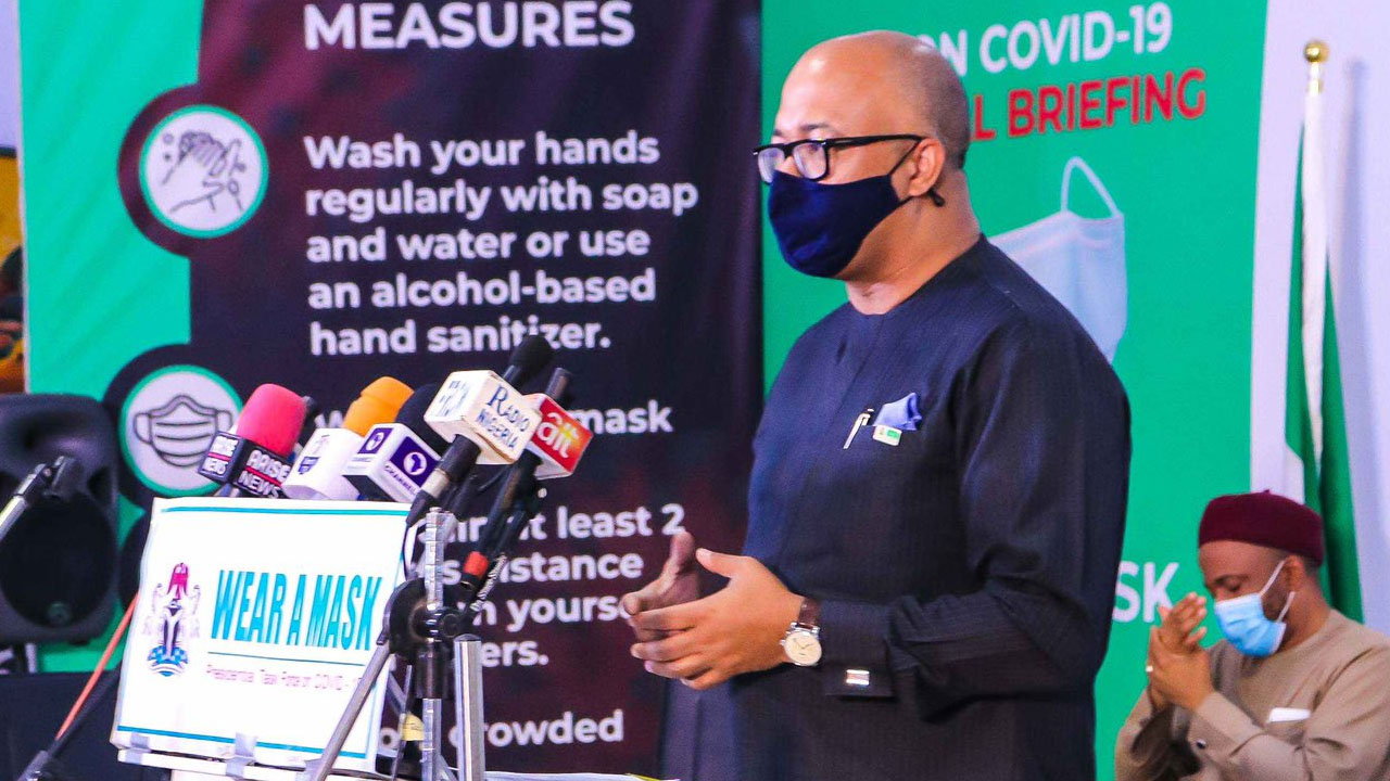 COVID-19: Nigeria records 1,133 new cases, five additional deaths
