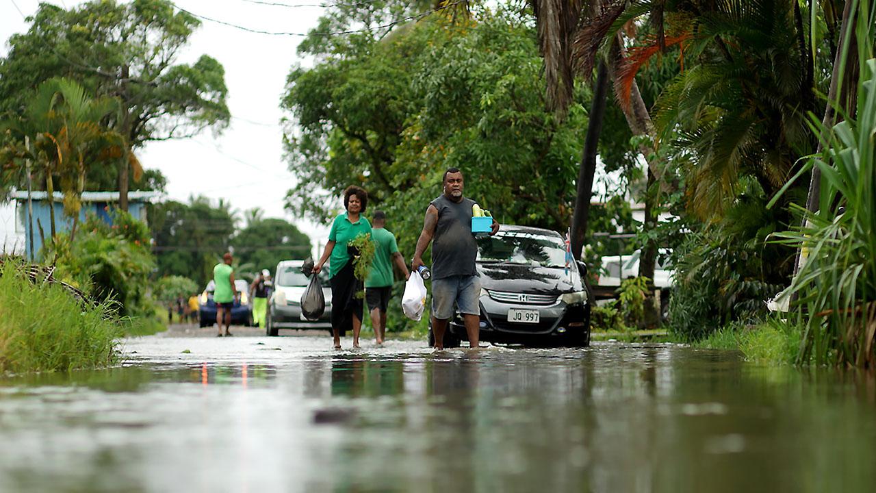 Fiji assesses devastation from powerful cyclone Yasa
