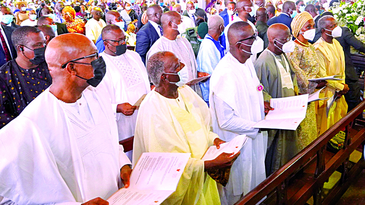 Empower women in national interest, Cleric tells leaders at Awo's daughter's burial