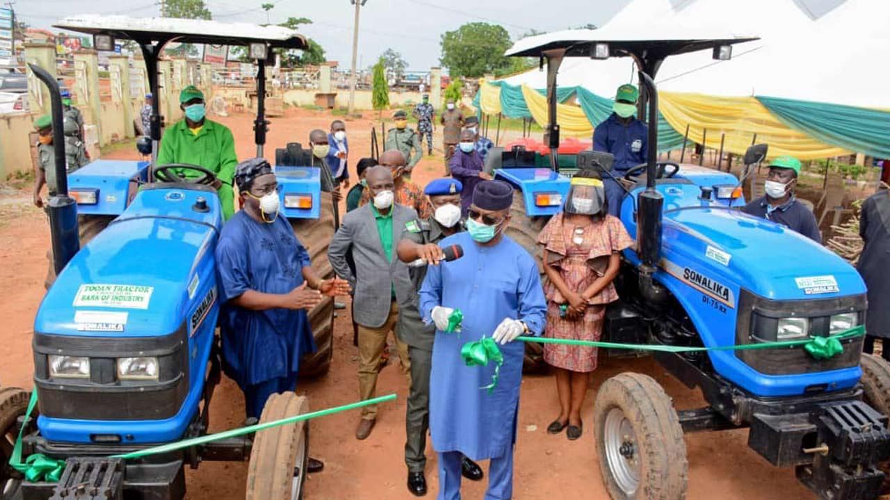 Ogun State as Agro-Allied Investment  Destination in Nigeria