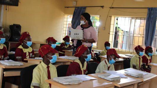 Fagba Junior Grammar School, Iju, Lagos.