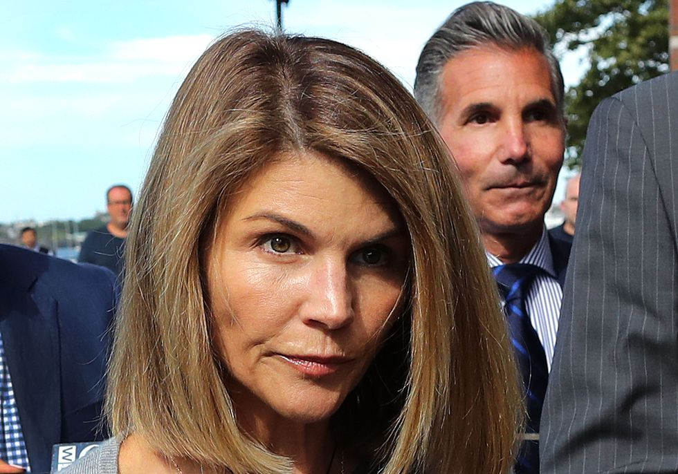 Lori Loughlin reunites with daughters as she gets released from prison