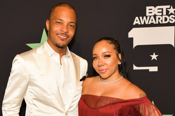 Entertainment Rapper TI and his wife, Tiny Harris deny sexual abuse allegation