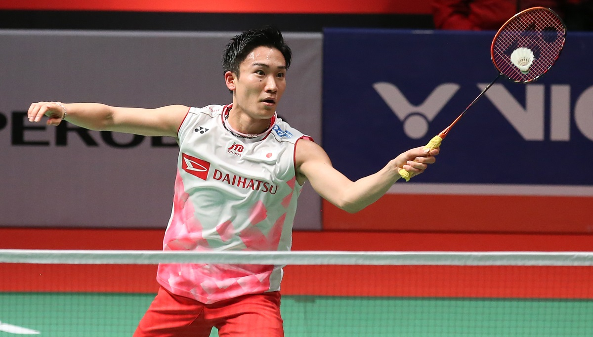 Momota positive for Covid-19, Japan to miss Thailand Open ...
