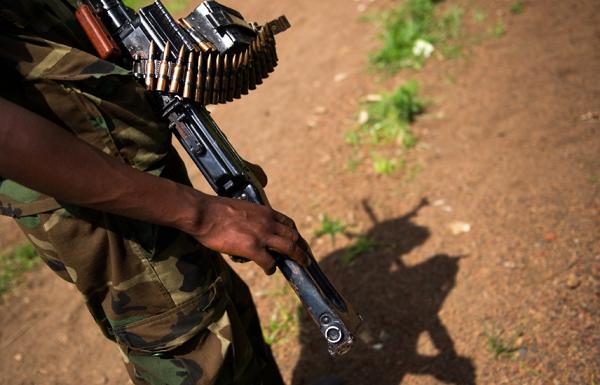 Three Burkina troops killed in attack near Ivorian border