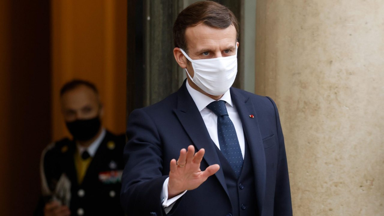 Macron marks 60 years since Paris Algeria protest massacre