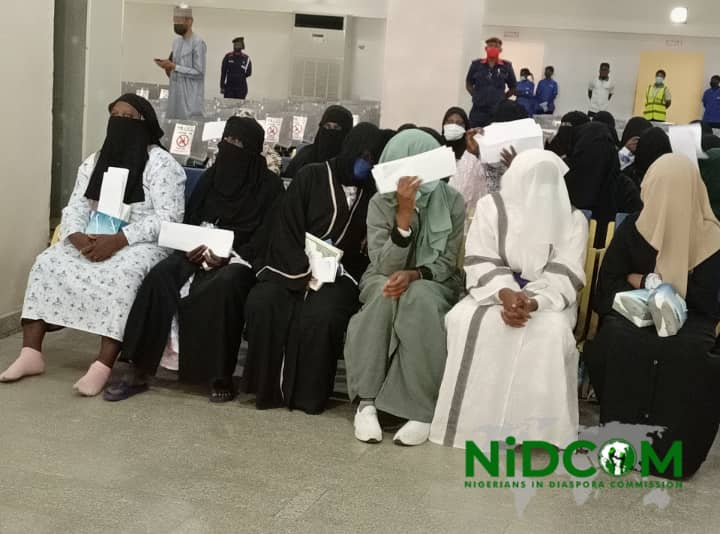 384 Stranded Nigerians Evacuated From Saudi Arabia Arrive The Country