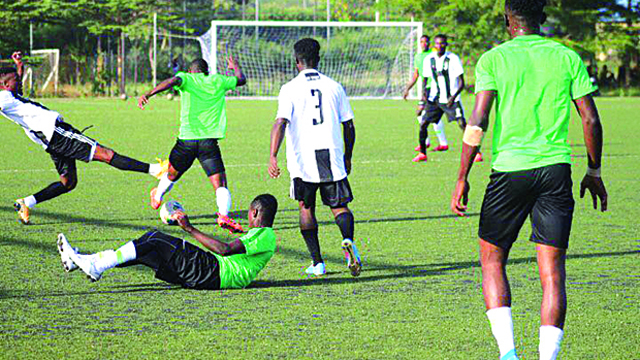 'Don't cry for Flying Eagles'