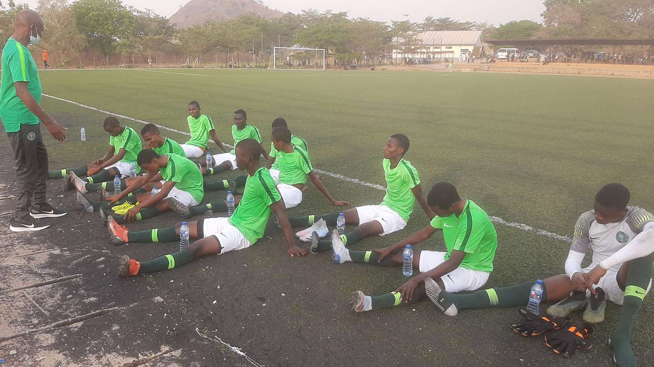 Amoo rules out new players for Golden Eaglets | The Guardian Nigeria News - Nigeria and World News