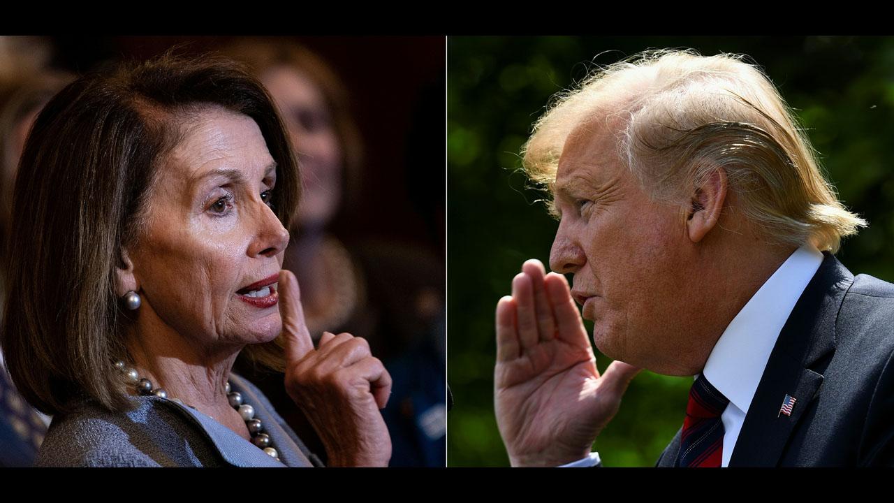 Pelosi confirms Trump impeachment