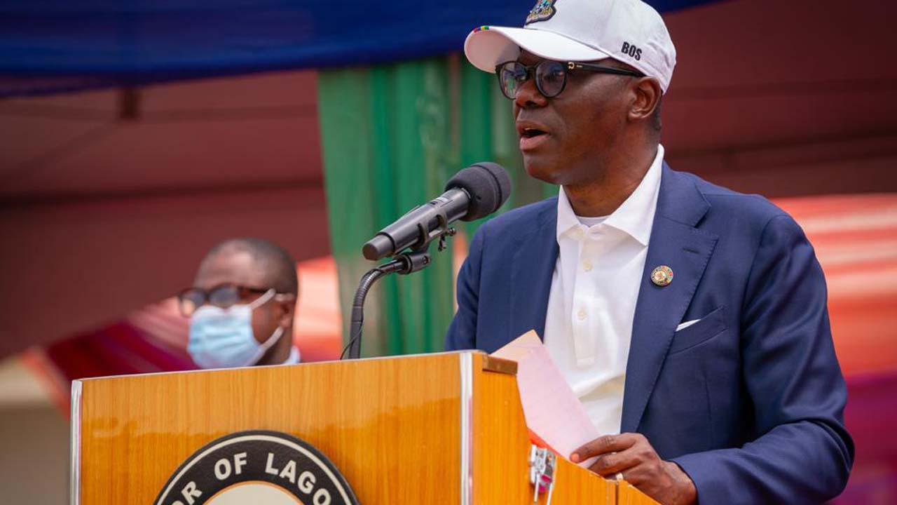 Image result for Sanwo-Olu Inaugurates Lagos State Joint Revenue Committee