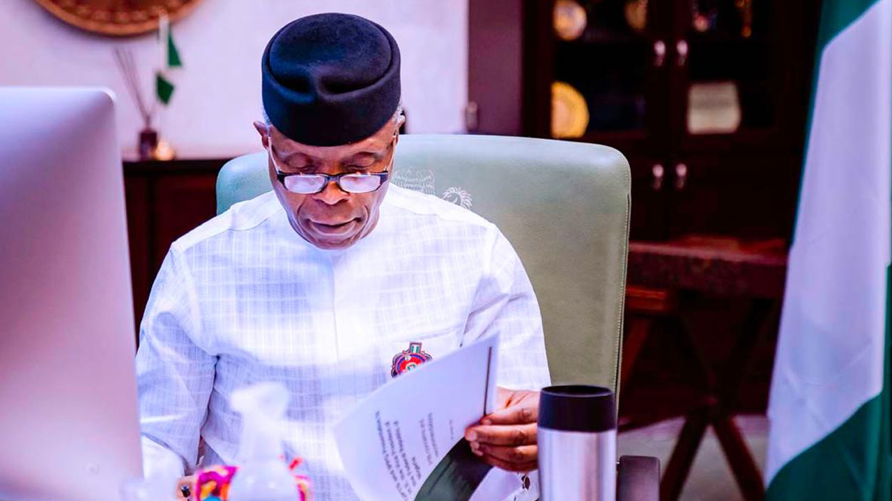 Osinbajo to attend The Guardian book launch | The Guardian Nigeria News - Nigeria and World News
