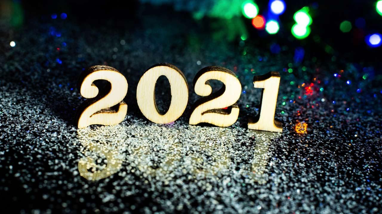 Walking into 2021 with spirit of gratitude