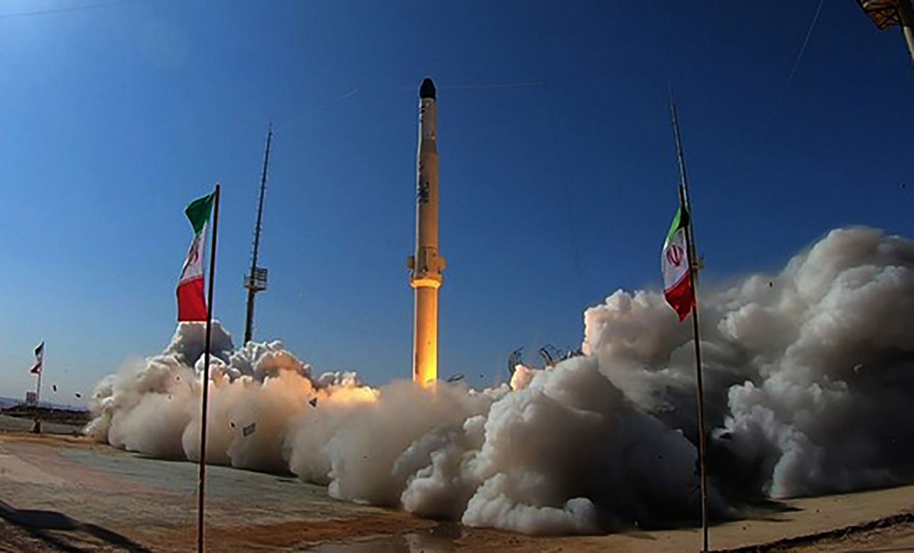 US voices concern on Iran satellite rocket launch