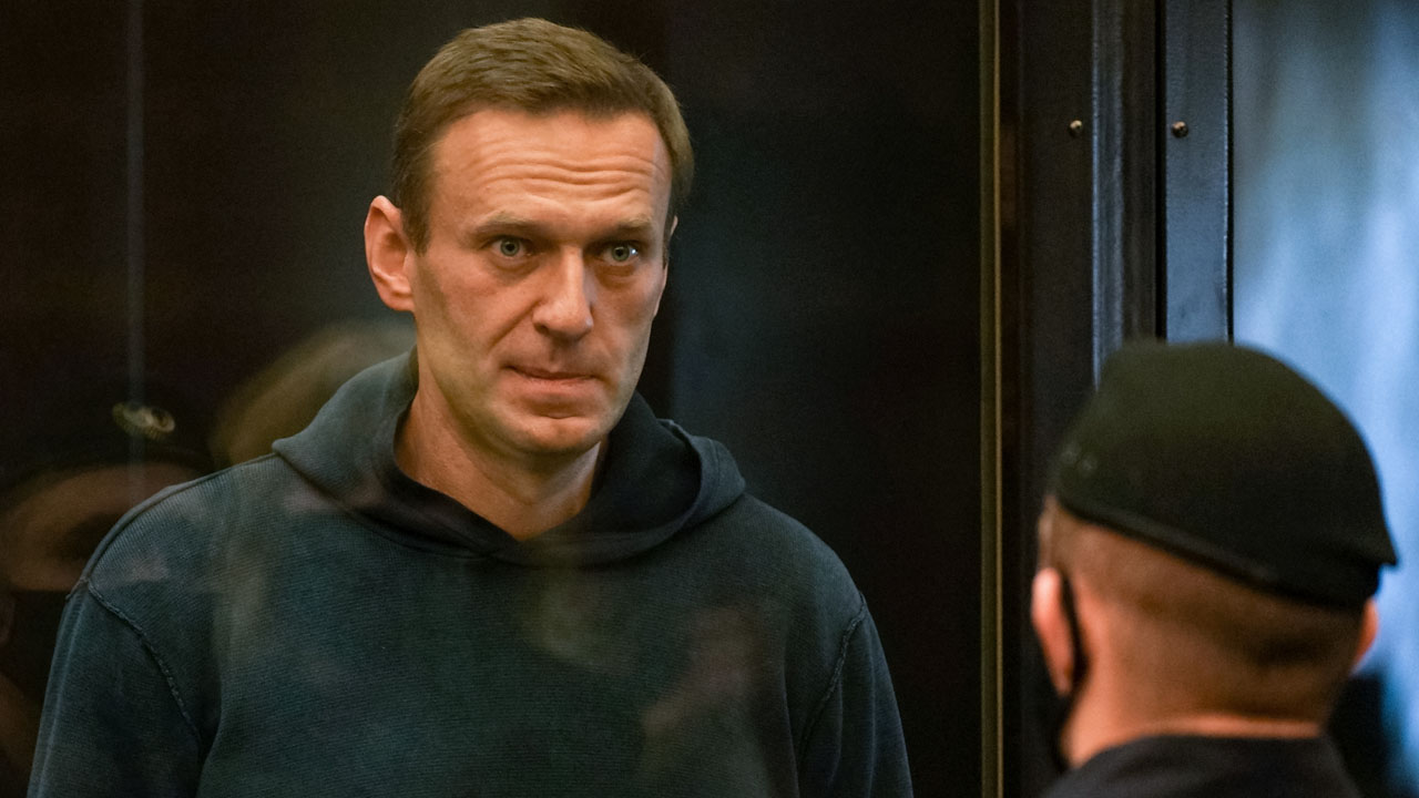 Navalny says fight for Russia 'long marathon'