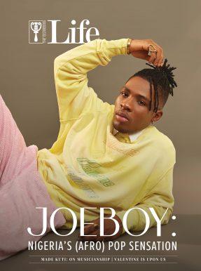 Joeboy Cover Image