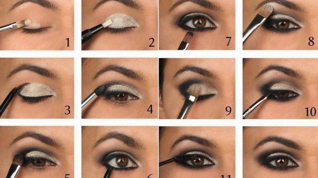 Proper Eye Makeup Look For Hooded Eyes