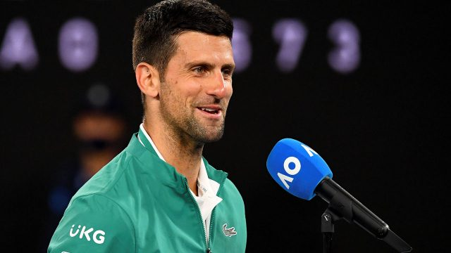 Djokovic sets all-time record for weeks at world No. 1