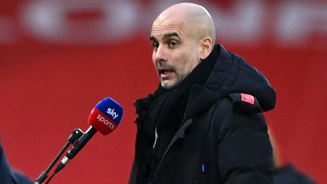 Guardiola unrepentant over Man City fan plea