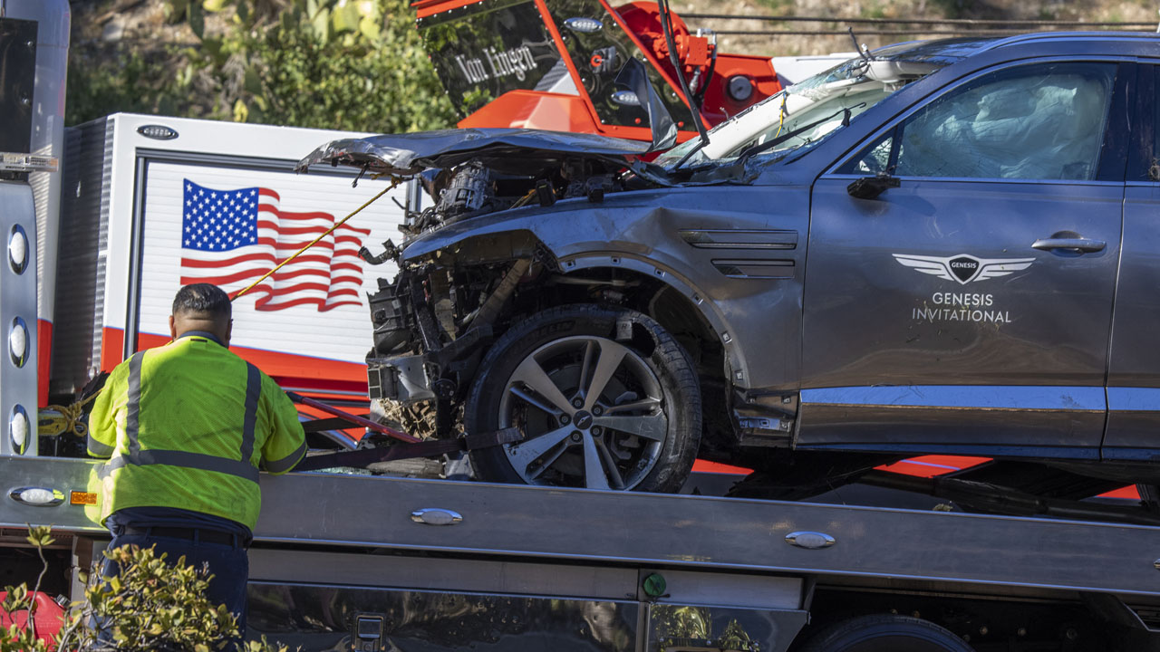 Tiger Woods crash due to 'unsafe' driving speed up to 87 mph: sheriff | The  Guardian Nigeria News - Nigeria and World NewsSport — The Guardian Nigeria  News – Nigeria and World News