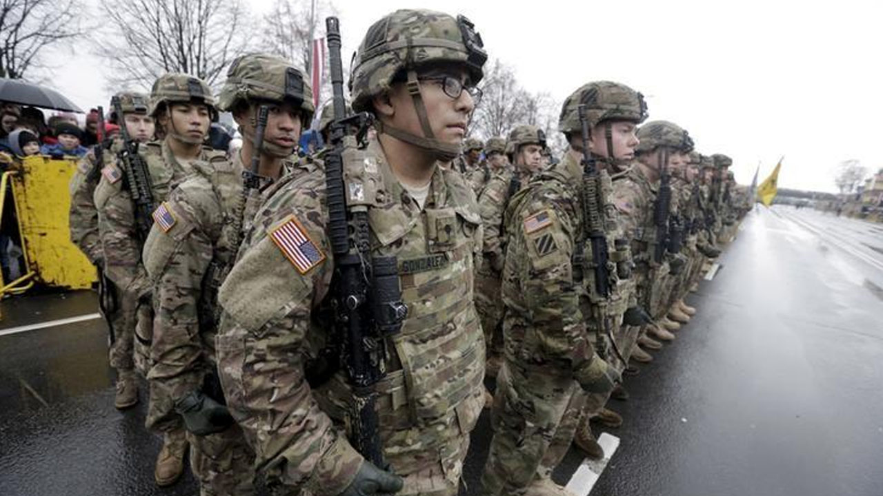Germany welcomes US troop withdrawal freeze, says in mutual interest