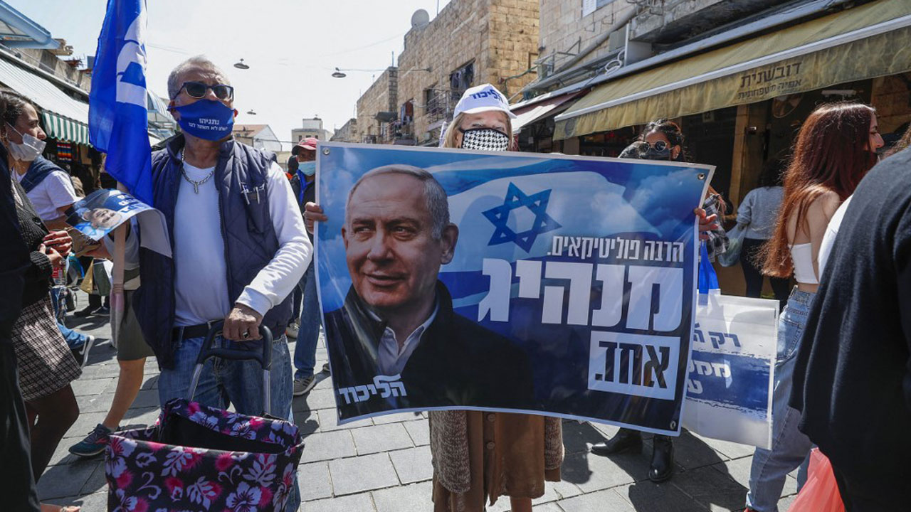 Thousands rally at anti-Netanyahu protest ahead of vote | The Guardian  Nigeria News - Nigeria and World NewsWorld — The Guardian Nigeria News –  Nigeria and World News