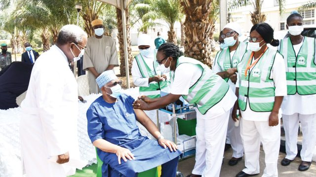 COVID-19 vaccine safe, government assures as more VIPs get jabs