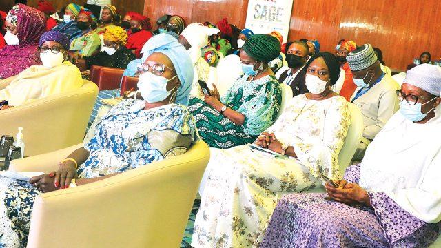 Do more for women, Aisha Buhari charges leaders
