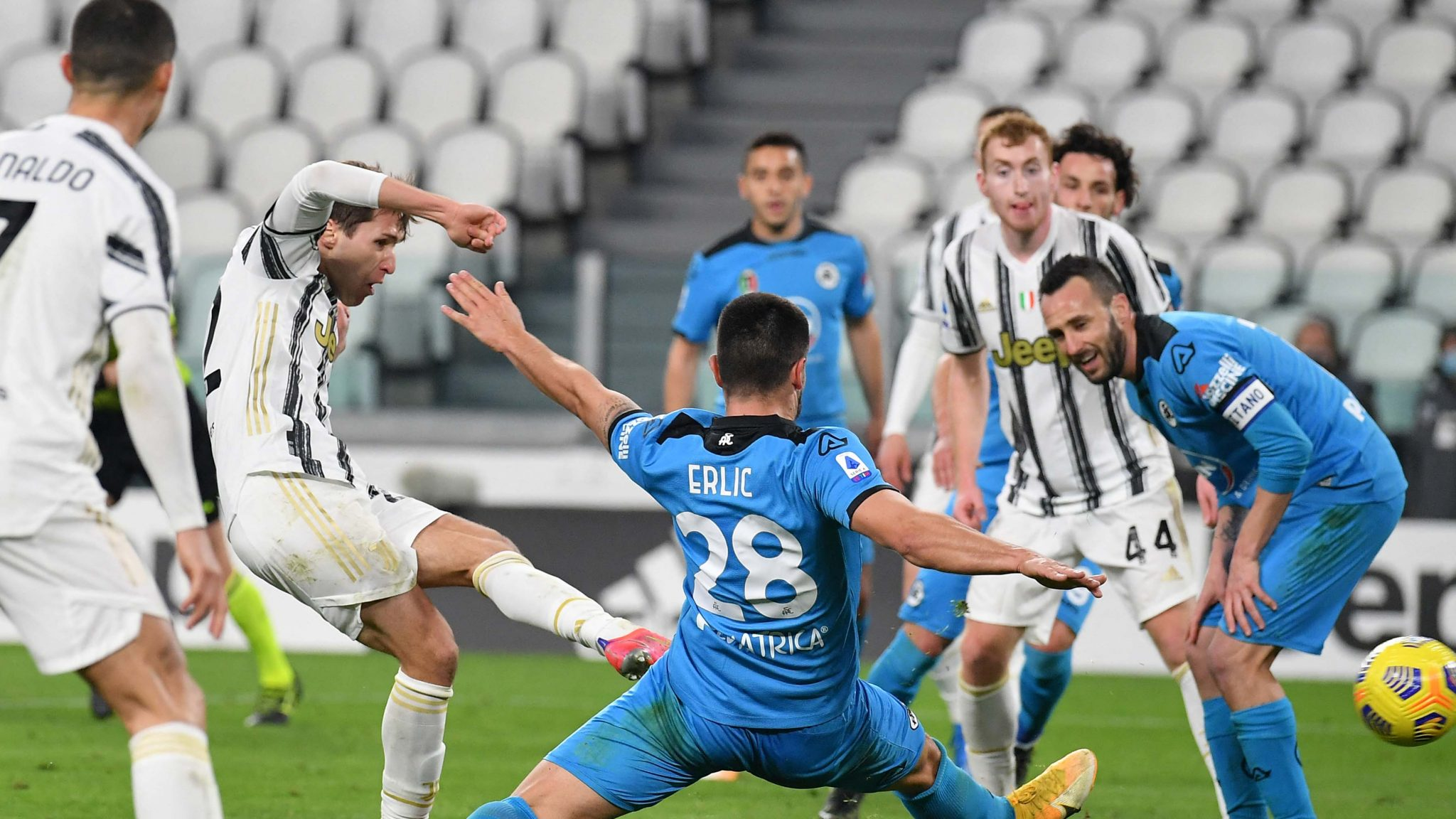 Juve boost hopes of 10th straight title with win over Spezia | The Guardian  Nigeria News - Nigeria and World NewsSport — The Guardian Nigeria News –  Nigeria and World News