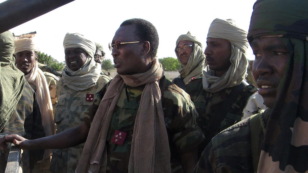 Chad's president Idriss Deby is killed 'while fighting rebels on the front line'