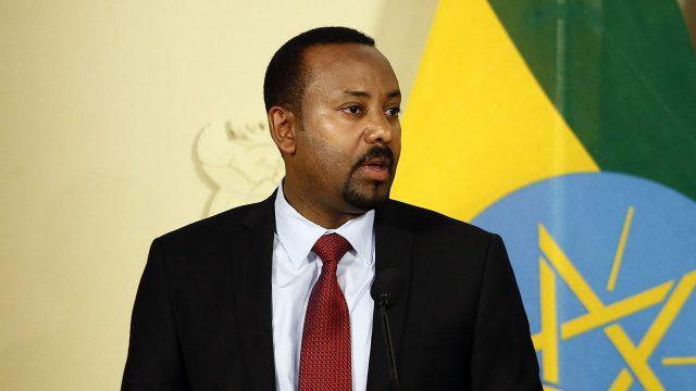 Buhari congratulates Ethiopia's leader Abiy Ahmed on election victory